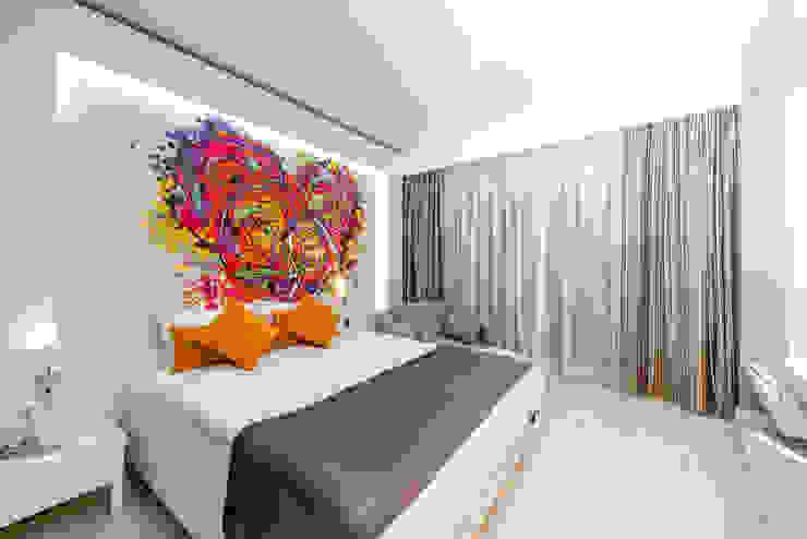 Hoteles de estilo moderno de KALYA İÇ MİMARLIK \ KALYA INTERIOR DESIGN Moderno Madera Acabado en madera