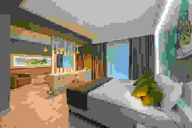 Hotels by KALYA İÇ MİMARLIK,