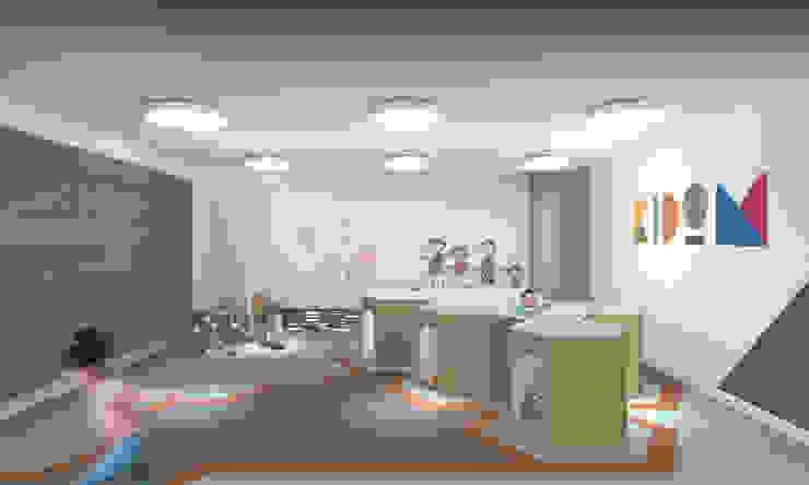Kidom, Centro de Estimulacion Infantil de Gamma Minimalista