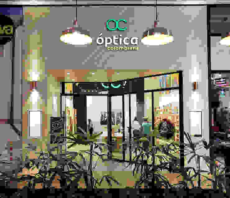 Optica Colombiana, CC Viva Envigado de Gamma Moderno
