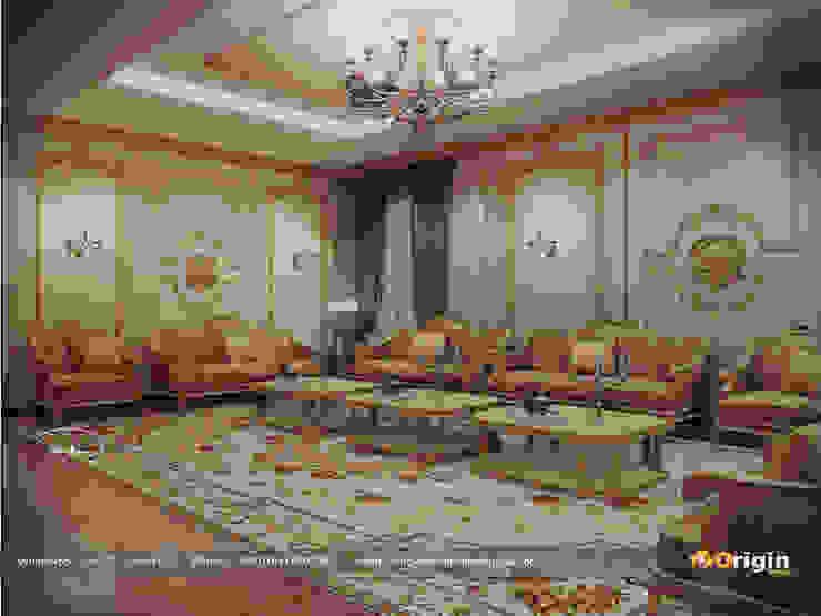 Classic Majlis من origindesign.design حداثي