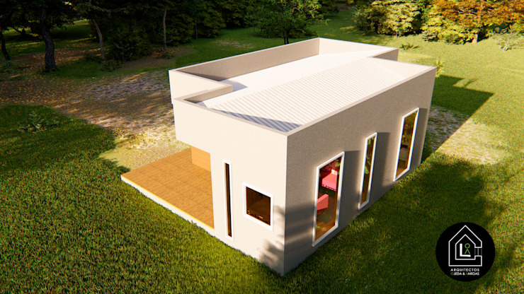 by Primer Clove Arquitectos Country