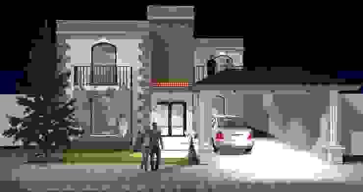 grupo ME Arquitectos Rumah tinggal