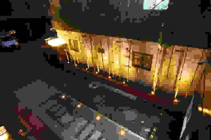사무실건축 조경디자인 by IDA - 아이엘아이 디자인 아틀리에 모던 금속