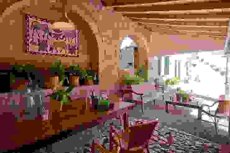 PORCHE SON COLL FSarquitectura Villas