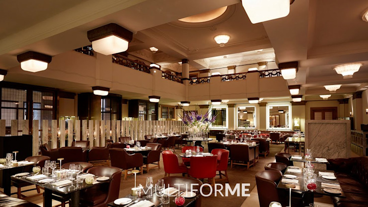 Hotel Café Royal - UK by MULTIFORME® lighting Classic