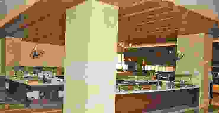 مطاعم تنفيذ KALYA İÇ MİMARLIK \ KALYA INTERIOR DESIGN, كلاسيكي خشب Wood effect