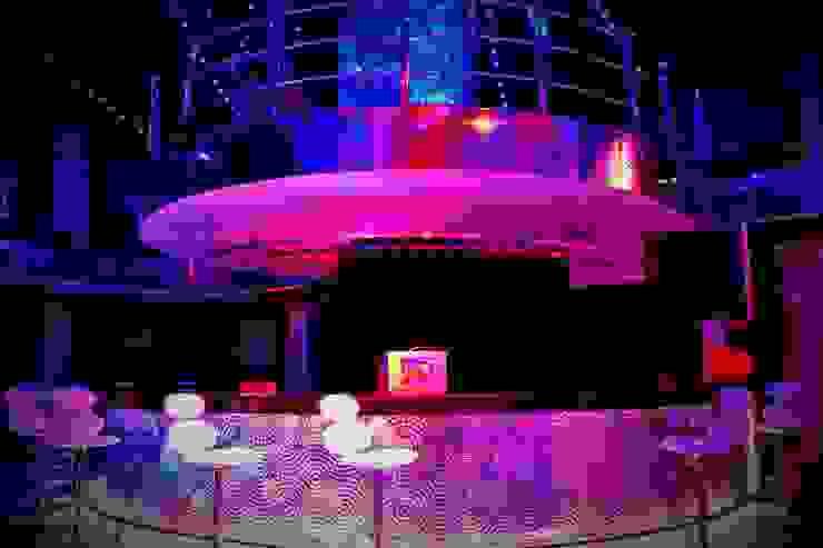 Otel Gece Kulübü - Bar Modern Bar & Kulüpler Kalya İç Mimarlık \ Kalya Interıor Desıgn Modern Metal