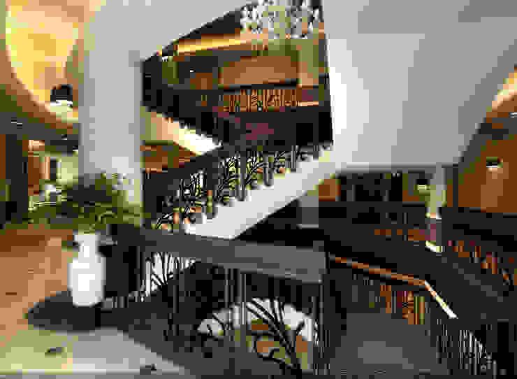 The stairs : حديث  تنفيذ smarthome, حداثي