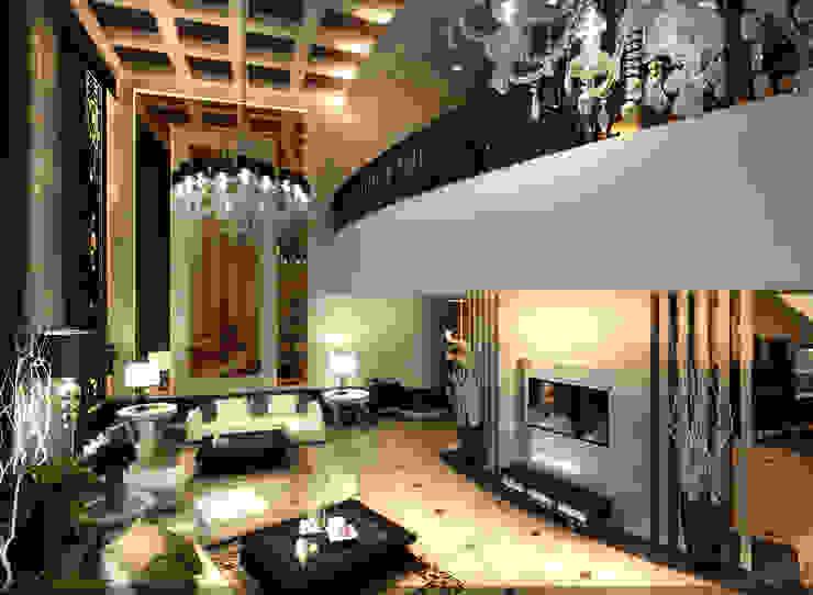 living room من smarthome حداثي