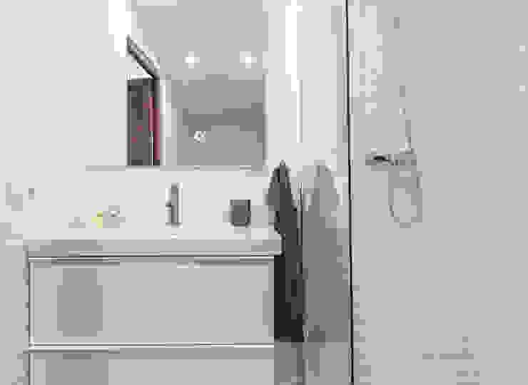 Fiol arquitectes Ванная в средиземноморском стиле