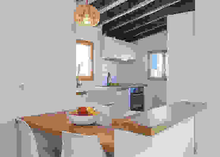 Fiol arquitectes Маленькие кухни