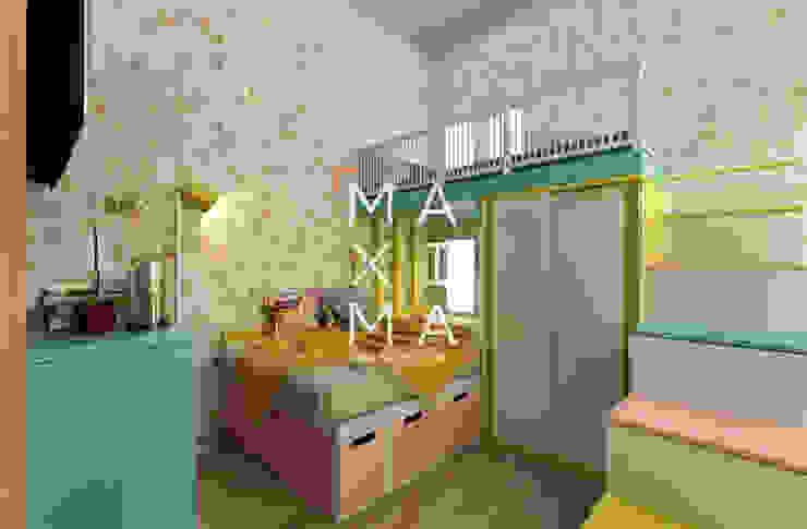 Industrial Modern House Interior Design Oleh Maxima Studio Medan Interior Design & Arsitek