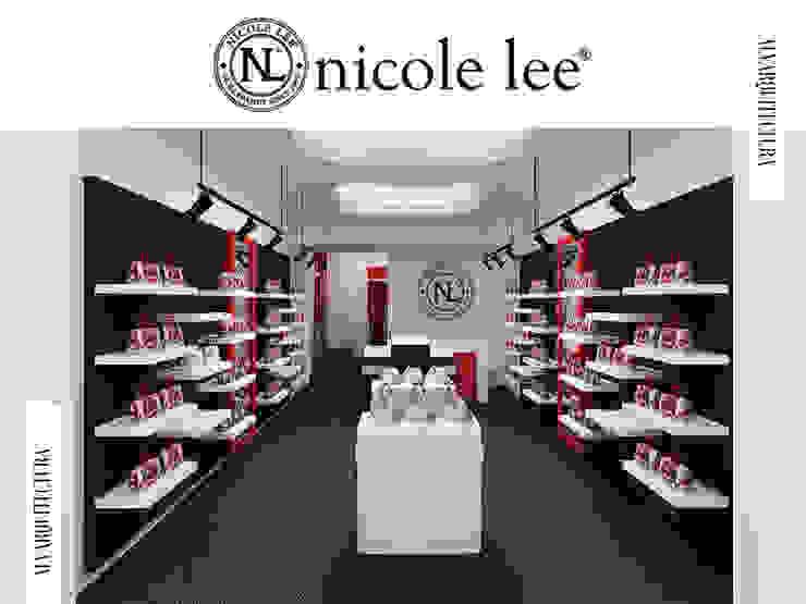 "Concept Store de ""Nicole Lee"" ☑. Local san Isidro, Lima. de Jorge Levano Moderno"