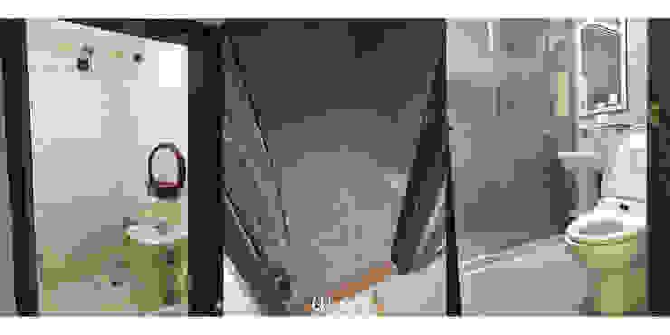浴室 根據 業傑室內設計