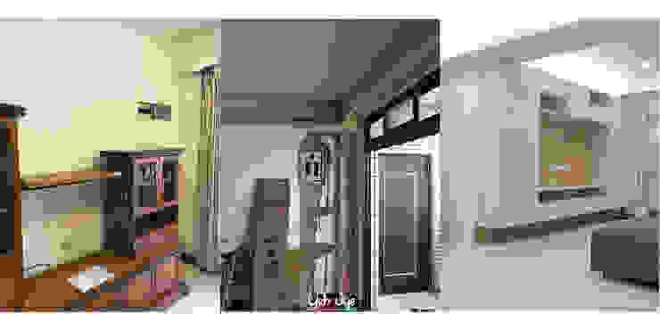 客廳系統櫃 根據 業傑室內設計