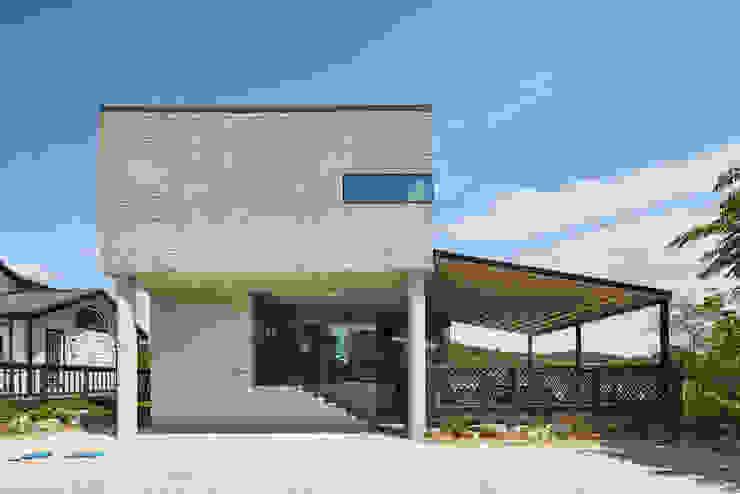 by 건축사사무소 호반석(주) Modern Concrete