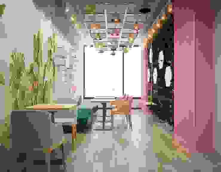 Sütlava Kafe Decorvita mimarlık Modern