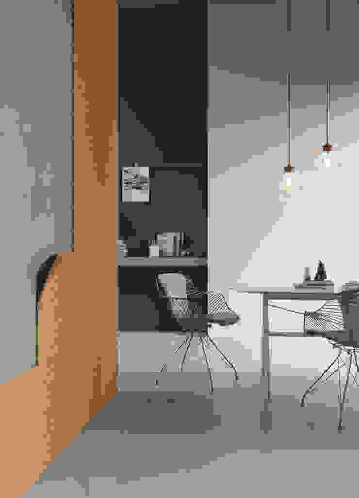 Materiales de construcción sostenibles Go4cork Paredes y suelos de estilo moderno Corcho