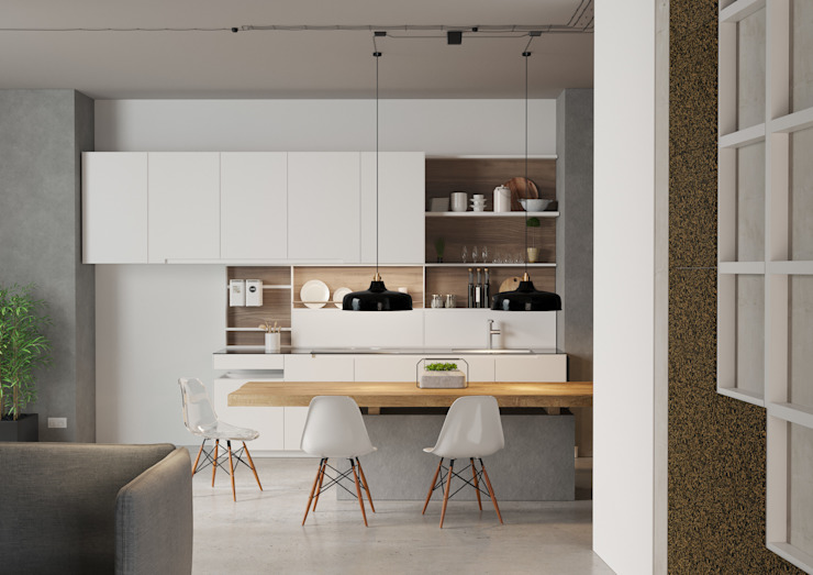 Kitchen units by Go4cork, Modern Cork