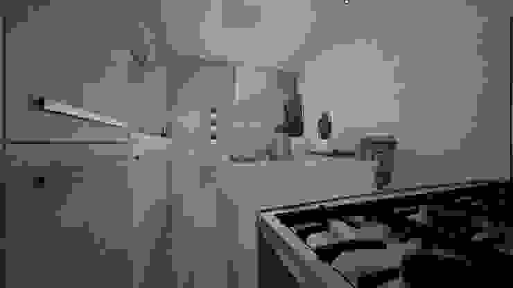 Кухня в стиле модерн от عبدالسلام أحمد سعيد Модерн