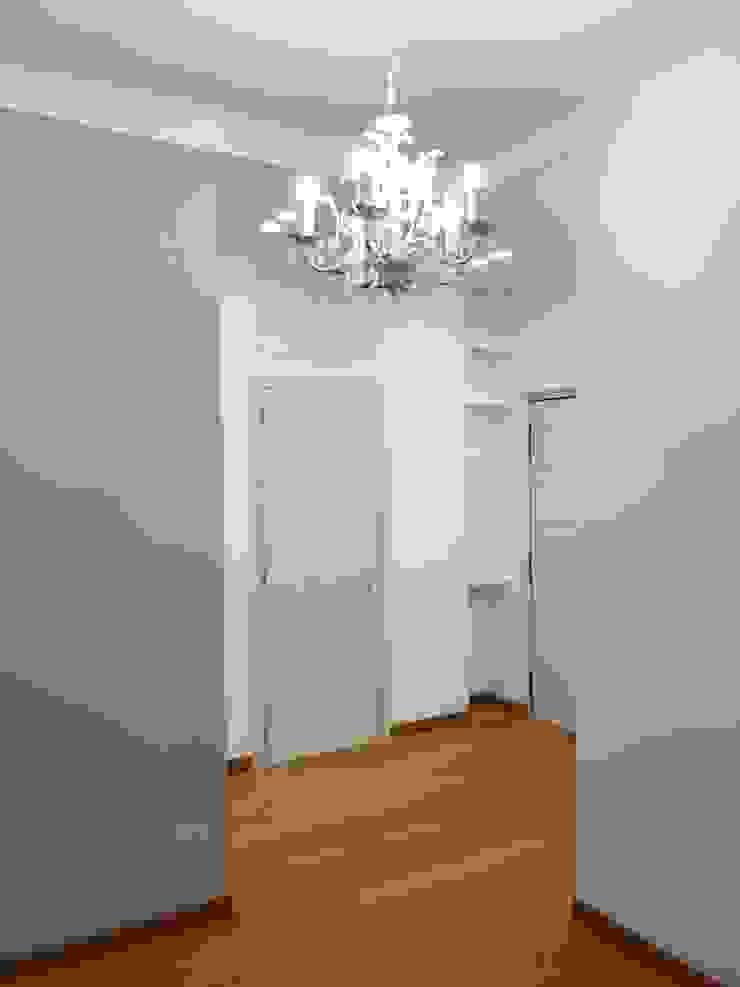 Koloniale gangen, hallen & trappenhuizen van Cozzi Arch. Mauro Koloniaal