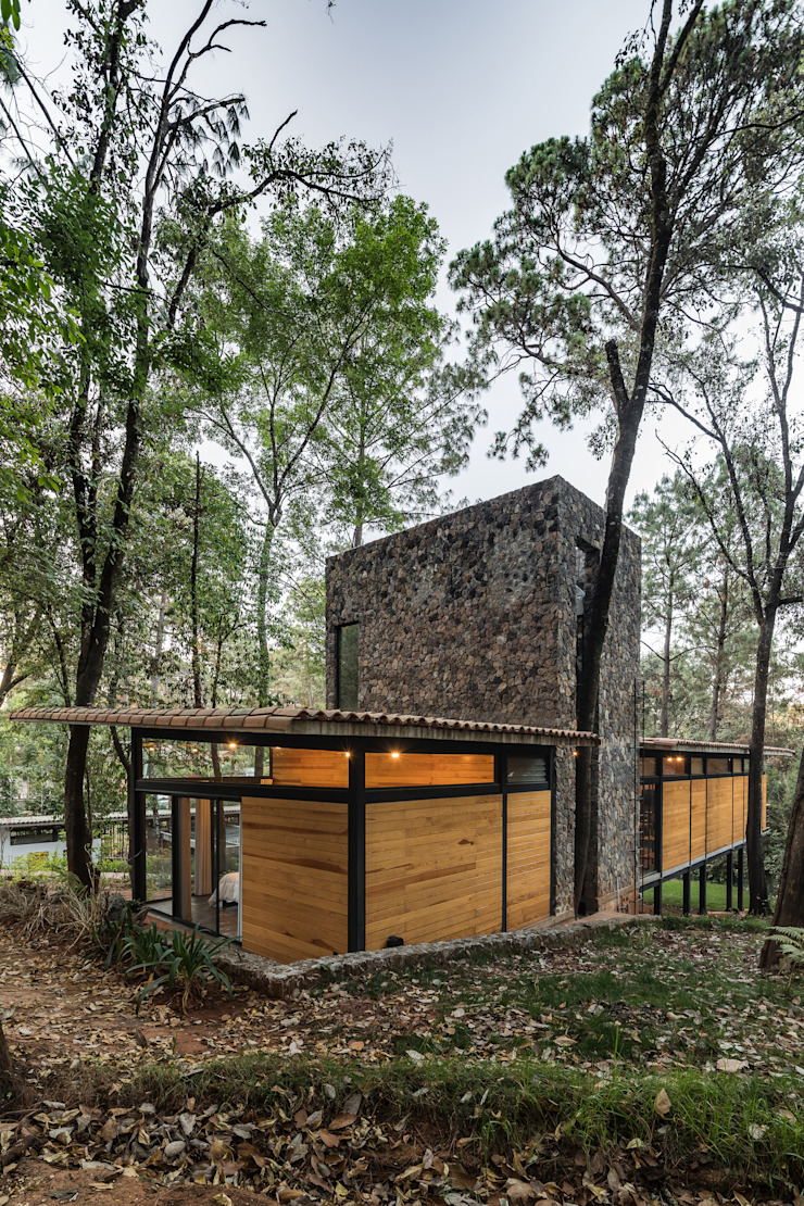 Saavedra Arquitectos Modern houses