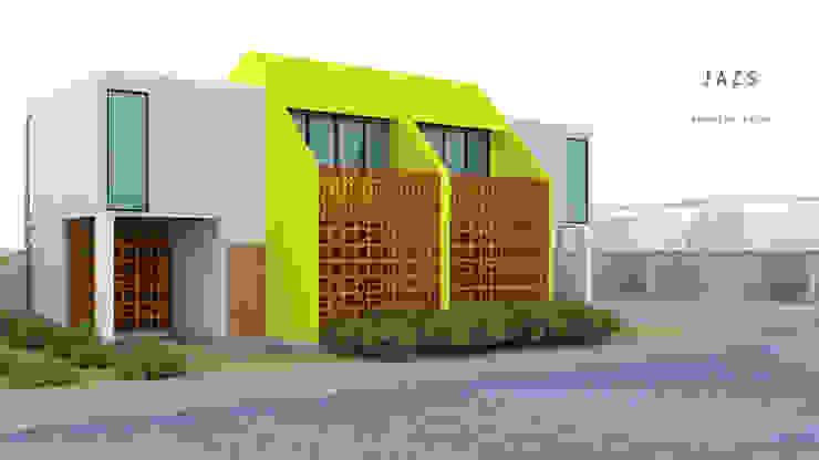 Casas pequeñas de estilo  por homify, Moderno