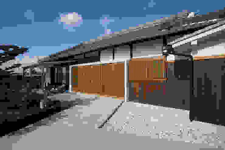 岩井文彦建築研究所 Wooden houses
