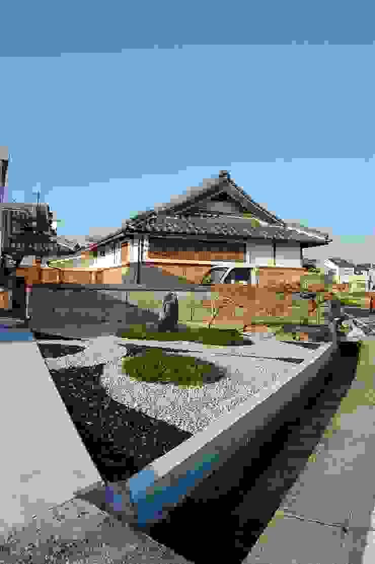岩井文彦建築研究所 Zen garden