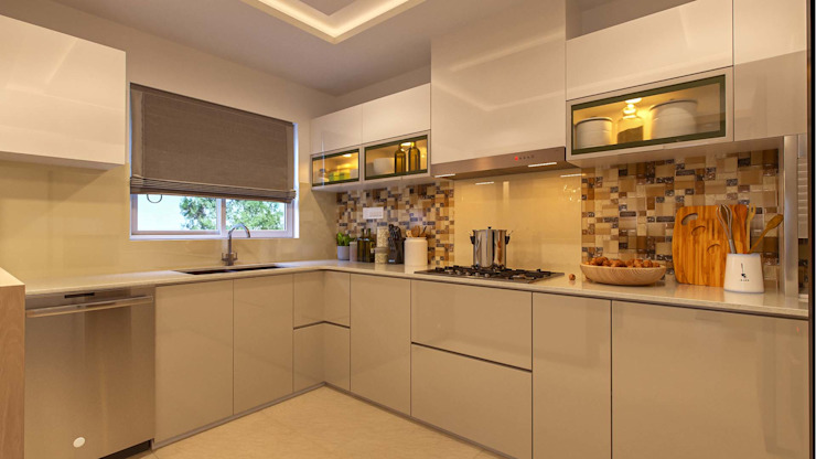 Modern style kitchen by De Panache - Interior Architects Modern