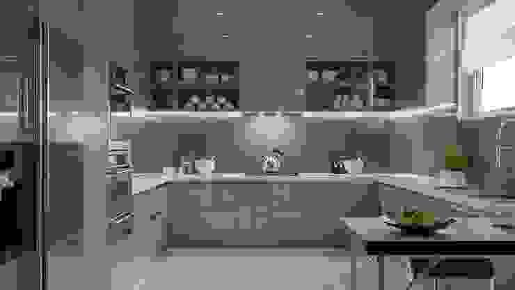 Modern kitchen by De Panache - Interior Architects Modern