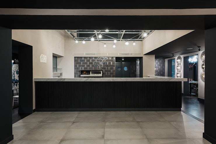Dapur oleh Grippo + Murzi Architetti