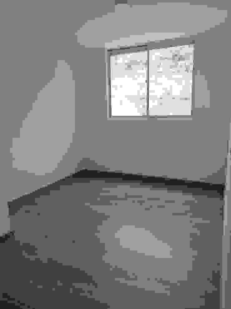Habitacion. PROYECTOS HOME!!! de HOME ARQ Moderno Madera Acabado en madera