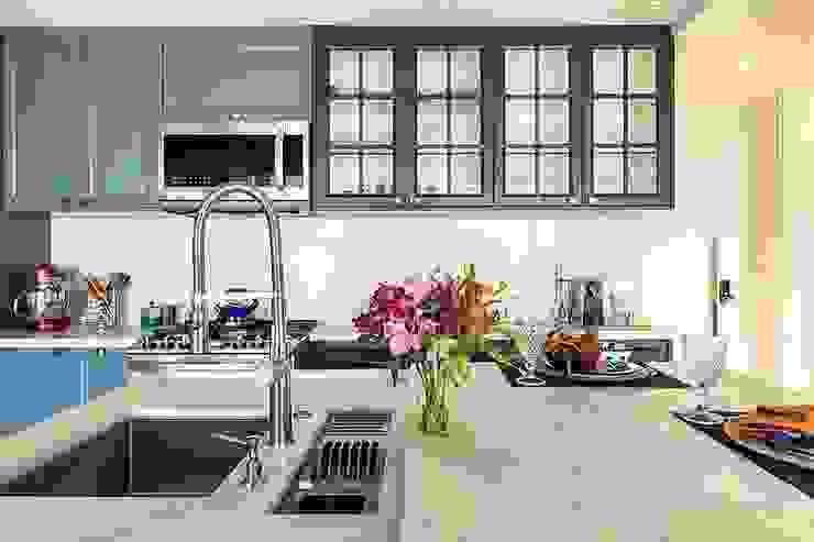 Detalle cocina Charm de FLORENSE Clásico