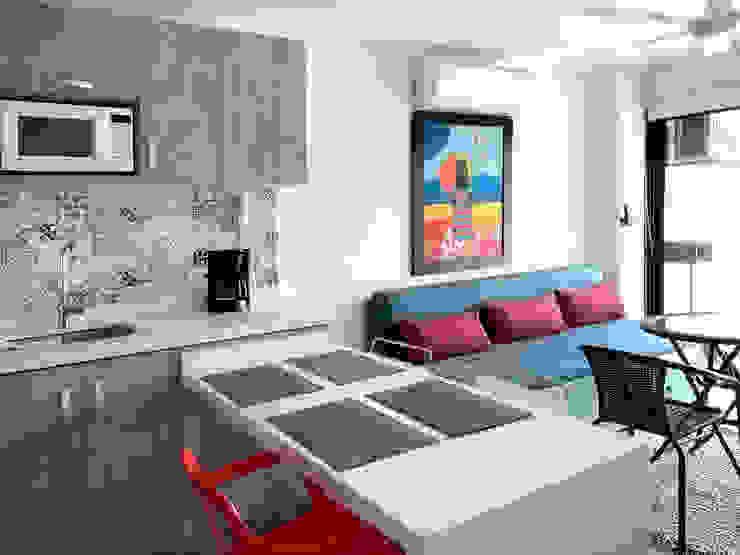 Remodelar apartamento de Remodelar Proyectos Integrales Moderno Cuarzo