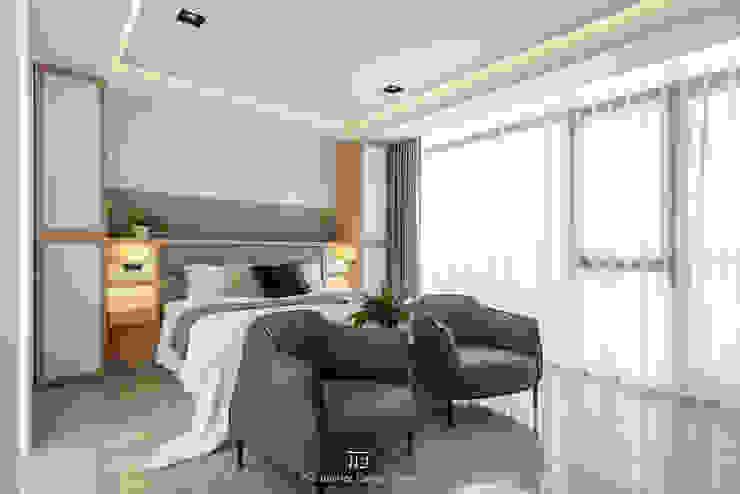 臥室 by 璞玥室內裝修有限公司 Modern