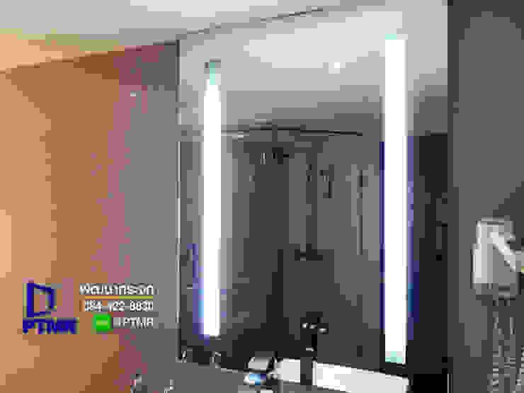 กระจกเงา ส่องหน้า มีไฟ โดย พัฒนากระจก พัทยา Pattana Mirror