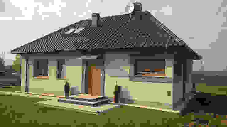 Dom z Keramzytu บ้านขนาดเล็ก Beige