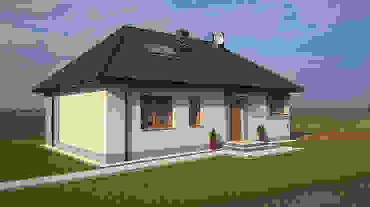 Dom z Keramzytu บ้านขนาดเล็ก