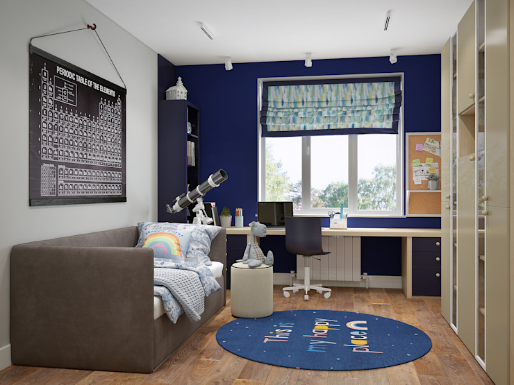 «Студия 3.14» Boys Bedroom