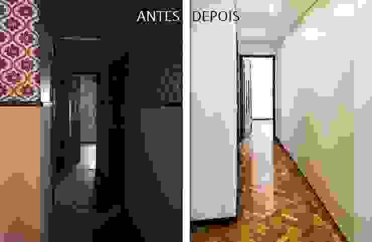 por GAAPE - ARQUITECTURA, PLANEAMENTO E ENGENHARIA, LDA Moderno