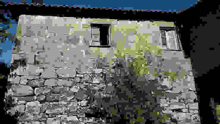 Clix Mais Rumah Gaya Rustic