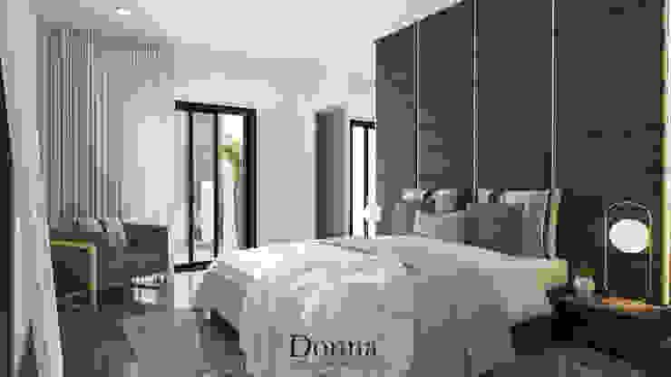 Phòng ngủ phong cách hiện đại bởi Donna - Exclusividade e Design Hiện đại