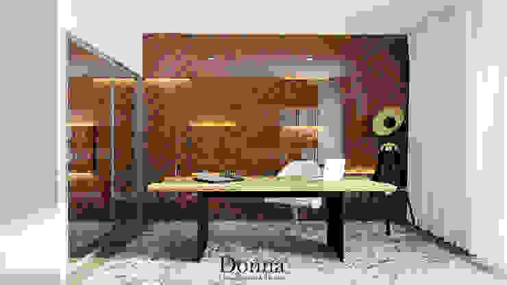 Apartamento Montijo Escritórios modernos por Donna - Exclusividade e Design Moderno