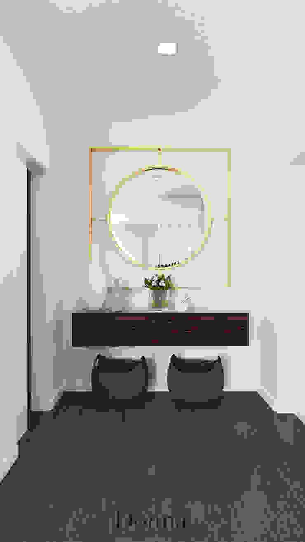 Hall de entrada Corredores, halls e escadas modernos por Donna - Exclusividade e Design Moderno