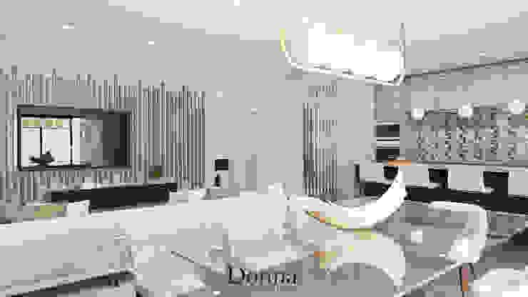 Sala Salas de jantar modernas por Donna - Exclusividade e Design Moderno