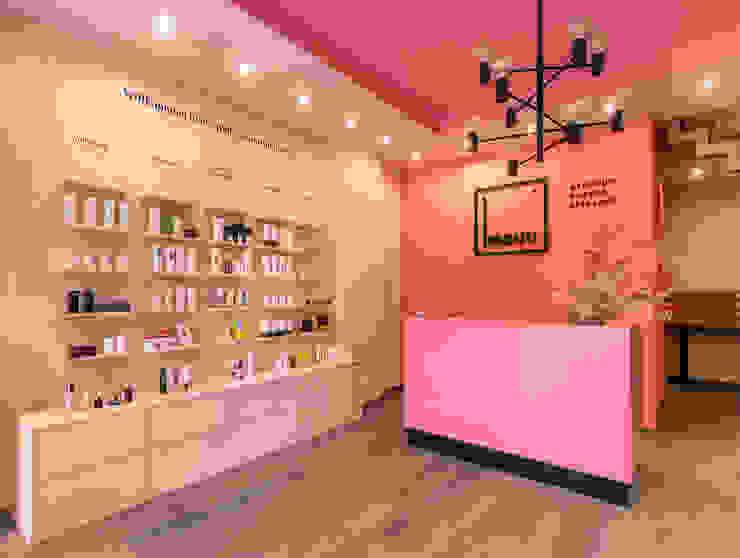 CONSCIOUS DESIGN - INTERIORS Offices & stores Orange