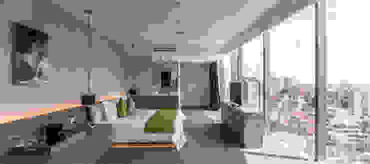 Hotel Deloitte Dormitorios modernos de Plataforma DP Moderno