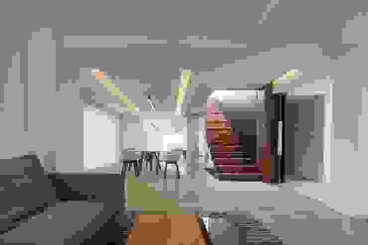 Departamento Minerva Casas modernas de Plataforma DP Moderno